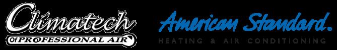 Climatech of professional air pensacola logo