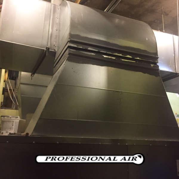 condo pressurization project climatech pro air