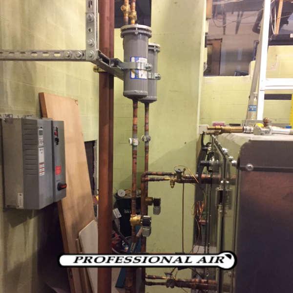condo pressurization project climatech pro air_1