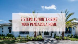 Winterizing Your Pensacola Home