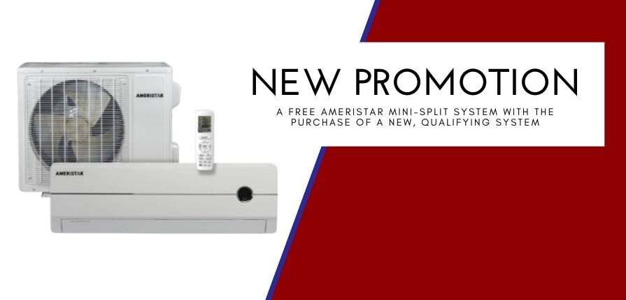 mini split promotion climatech pro air